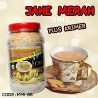 Jahe Merah Creamer Minuman Herbal dengan Segudang Manfaat MMI-85