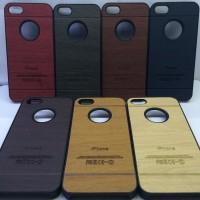 Jual BOOMING Case Motif Kayu For IPhone 4 4G 4S Hardcase Lentur Back G179 Murah