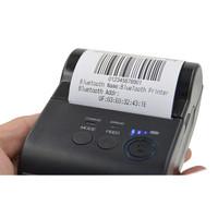 Jual Symcode Mini Portable Bluetooth Thermal Receipt Printer - SM-80BL Murah