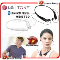Handsfree Bluetooth LG Tone HBS-730 Wireless Stereo | Headset | Earpod