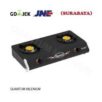 harga Kompor Gas Lpg 2 Tungku Qgc 201 Emp Quantum Tokopedia.com