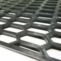 hot deal ABS Plastic Honeycomb Mesh Grille Sheet Grill Bumper Depan B