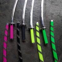 mainan anak mainan pedang samurai mirip asli