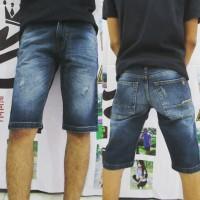 Jual Celana pendek ripped jeans levis denim cowok pria laki Murah