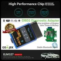 Original Chip/Car Diagnostic OBD II/OBD2 ELM327 V 1.5 Vgate Bluetooth