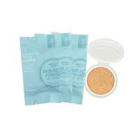 Jual The Face Shop Miracle Finish Oil Control Water Cushion REFILL Murah
