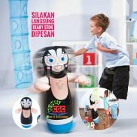 Bestway 52193 Big Bop Wrestler Tinju Pasir Bob Bags Hitam SNI Promo