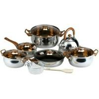 Jual Oxone OX-933 Eco Cookware set panci Murah