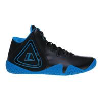 Sepatu Basket League Fundamental Hitam Biru Original