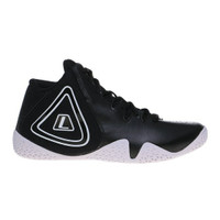 Sepatu Basket League Fundamental Hitam Putih Original