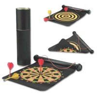 Jual safety magnetic dart game set 6 magnetic arrow small Promo Murah