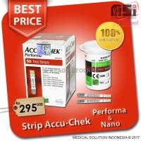 Jual Accu-Chek Performa Strip isi 50 (gula darah) Berkualitas Murah