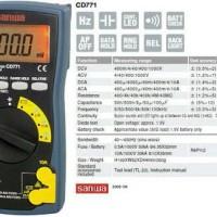 Jual Sanwa cd 771 Digital Multimeter