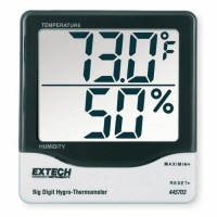 Jual Extech 445703 Big Digit Hygro-Thermometer