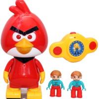Jual Mainan Edukasi Anak Remote Control R/C Angry Bird Murah
