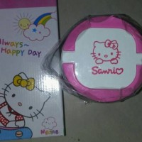Jual lunch box / rantang karakter hello kitty susun 3 Limited Murah
