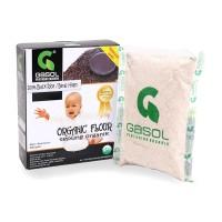 Jual GASOL Tepung Organik Rasa Beras Hitam 200Gr / Makanan Bayi Murah