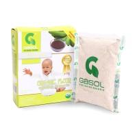 Jual GASOL Tepung Organik Rasa Pisang 200Gr / Makanan Bayi   Murah