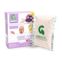 Jual GASOL Tepung Organik Rasa Ubi 200Gr / Makanan Bayi   Murah