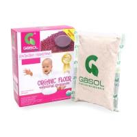 Jual GASOL Tepung Organik Rasa Kacang Merah 200Gr / Makanan Bayi Murah