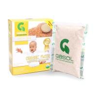 Jual GASOL Tepung Organik Rasa Jagung 200Gr / Makanan Bayi   Murah
