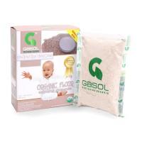 Jual GASOL Tepung Organik Rasa Beras Coklat 200Gr / Makanan Bayi Murah
