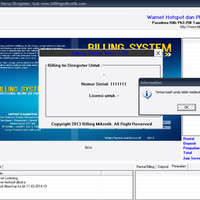 software Billing Mikrotik Hotspot