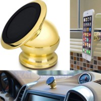 Jual holder mobil magnet car phone rotate 360 magnetic magnetik stand Murah