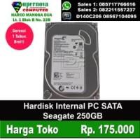 Hardisk PC 250GB SATA Seagate