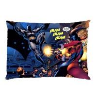 Sarung Bantal custom Batman Comic Harley Quinn #5 45x65 cm gambar 2