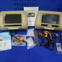 Jual Head rest dvd. game. TV tuner. USB. monitor 7inch Murah
