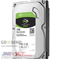 "Seagate Hard Disk Internal BarraCuda 3.5"" 1TB ST1000DM010"