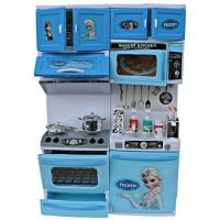 Jual Modern Kitchen Set Frozen Kompor - Mainan Termurah  Murah