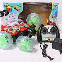 Jual Rc Mobil Stunt Angry Birds - Mainan & Media Edukasi Anak Paling Murah Murah