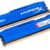 RAM DDR3 8GB KINGSTON HYPERX -With Heatsink- Pc12800 BARU PROMO !!