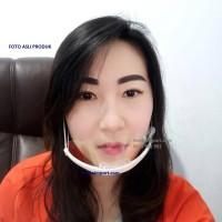 Jual Masket Transparan, Masker Plastik Transparan, Masker Mulut Murah