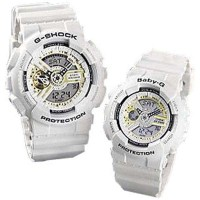 COUPLE CASIO G-SHOCK BABY G LIMITED EDITION ORIGINAL LOV-16A -7A WATCH