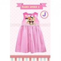 BAJU ANAK KITA / Dress Mardi Amber 8 J - GD3710