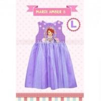 BAJU ANAK KITA / Dress Mardi Amber 8 L - GD3712