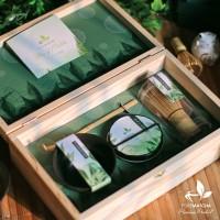 Purematcha Matcha Tea Set Perlengkapan Minum Teh Chanoyu Green Tea