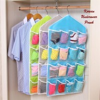 Koleksi Organizer rumah tangga [ POUCH GANTUNG ] Korean Underwear