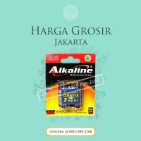 Baterai / Battery / Batere ABC Alkaline ORI AAA / A3 - 6pcs