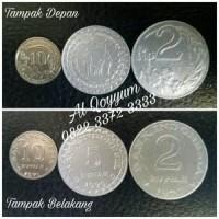 Jual Uang Koin Kuno Paket 2 Mahar 17 Rupiah Murah