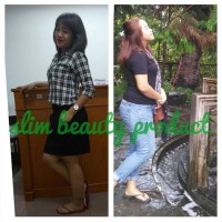 Slim beauty product rachel venya pelangsing bioskin herbal kjp