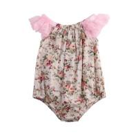 Jual Baju Bayi | Romper Bayi | Jumper Lucu (Shabby Chic Romper) Murah