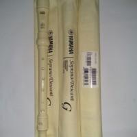 Recorder Suling Yamaha YRS-23 Putih 100% ORIGINAL / alat musik tiup