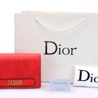 Tas Dior WOC Jadior Calfskin Merah Semi Premium AP710