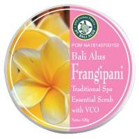 Jual Bali Alus Lulur Spa Cream Frangipani 100gr Murah