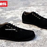sepatu kickers casual tali model brodo terbaru | kets sneakers