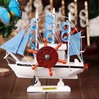 Jual Kotak Musik Kapal Kayu Birthday Gift Kado Ultah Murah